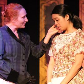 Review: The Lady was a Gentleman – A Gentle and Cutting Romantic Farce